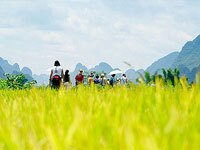 5-Day Hike and Bike Trip in Guilin