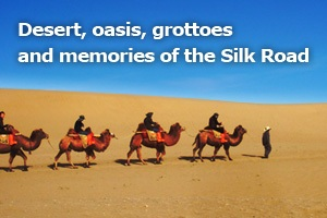 Following the trail of history on the Silk Road