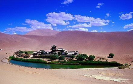 Gansu Travel