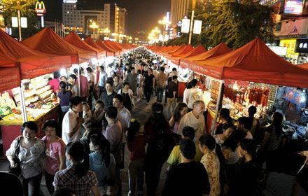 Xicheng Night Market