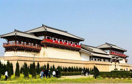 Tomb of Emperor Jingdi (Hangyang Ling)