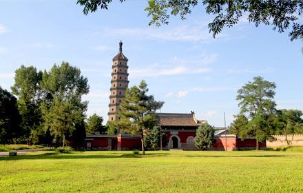 Liuhe Pagoda