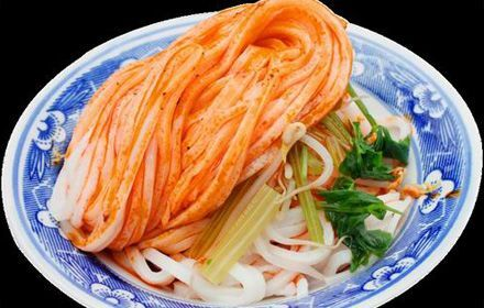 Liangpi (Cold Noodles)