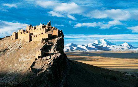 Lop Nur in Xinjiang