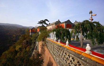 Miaofeng Mountain Scenic Spot