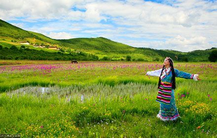 Less-touched destinations in Yunnan Province