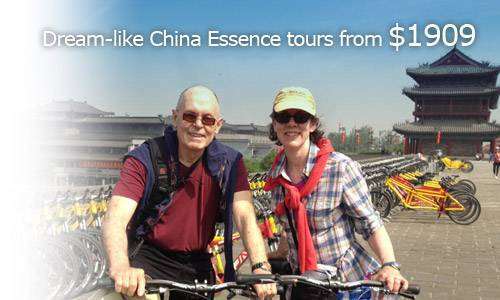 Beijing Xi'an shanghai and Yangtze Essence Tour