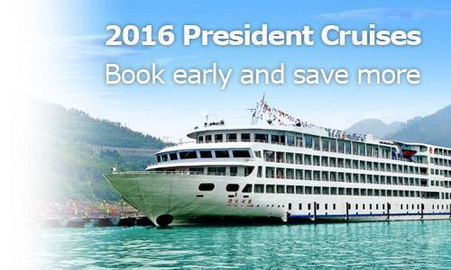 President Cruises, best prices you can ever find!