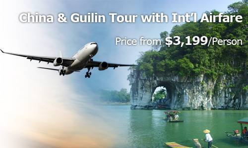 All-Inclusive Best of China and Guilin Tour