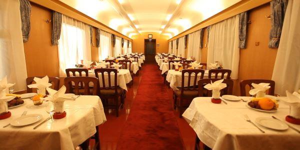 Shangri-La Dining Car