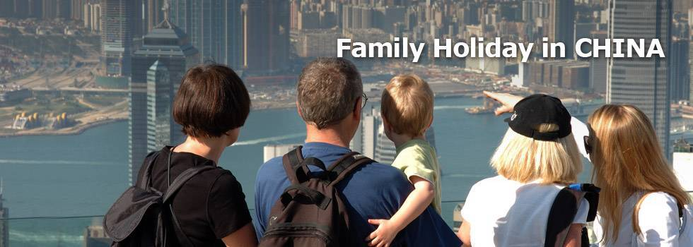 Family holiday China Tour