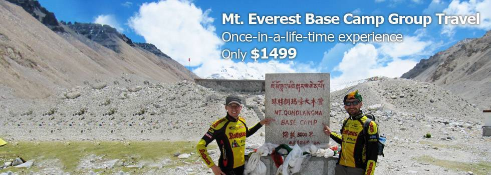 8 Days Mt. Everst Base Camp Group Tour
