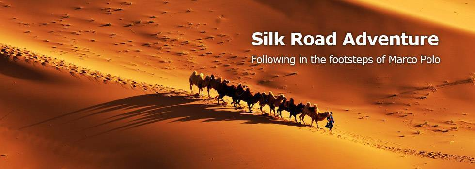 Silk Road Adventure by Shangri-la Express