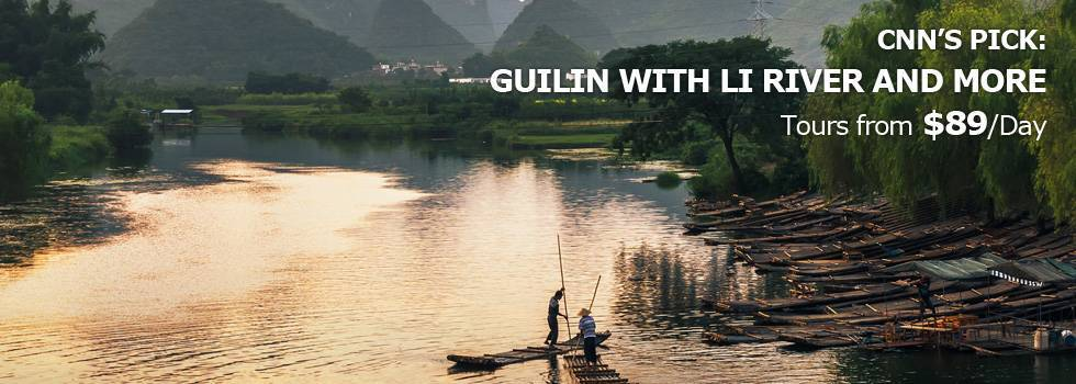 Guilin Tours from $89/Day