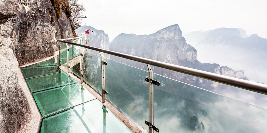 Zhangjiajie Glass Bridge Facts Tickets Transportation