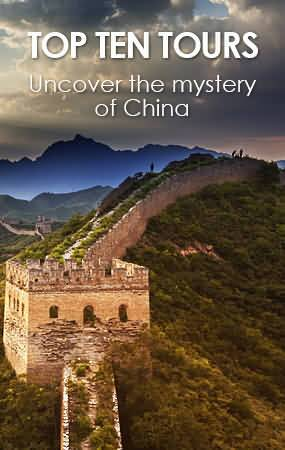 Top ten China tours