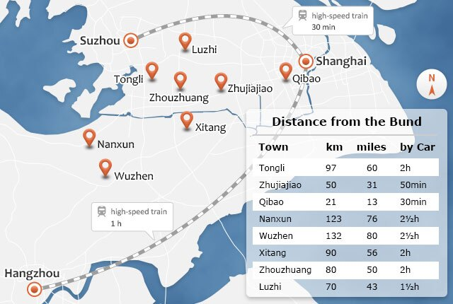 China Maps - Helpful for Planning Your Trip