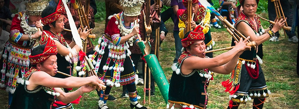 Pohui Festival for Miao People in Guangxi