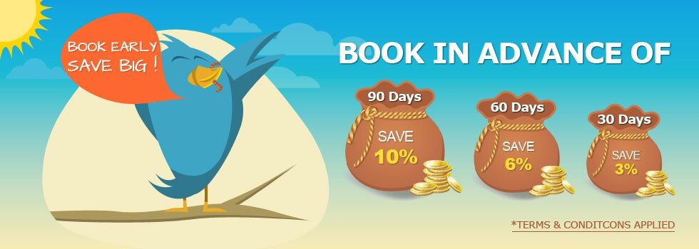 Early Book deals, save up to 10%