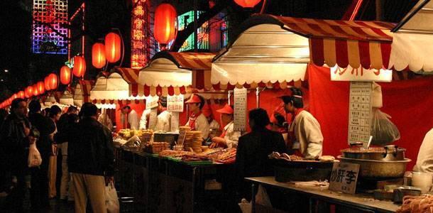 Snack Streets in Beijing
