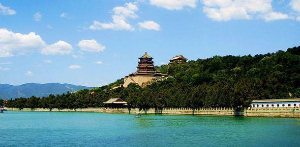Summer Palace—Classical Imperial Garden