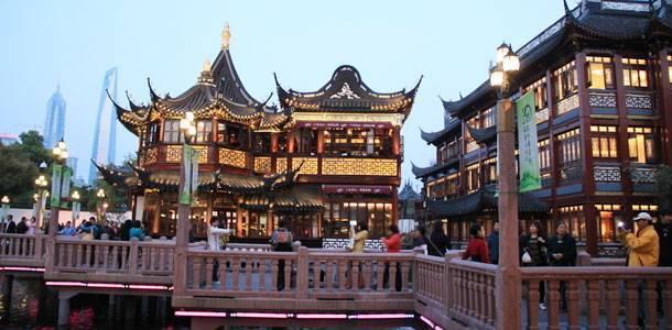 Yuyuan Garden (豫园)