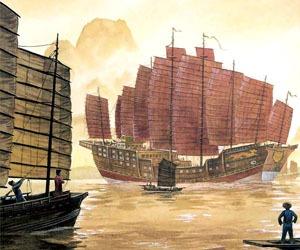 maritime ship