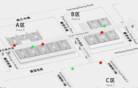 Canton Fair Map Guide