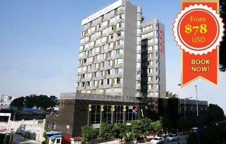 Hongfan Hotel Guangzhou