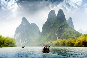 5-Day Cruising and Hiking Guilin Private Tour