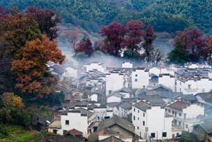 5-Day Wuyuan & Huangshan Tour