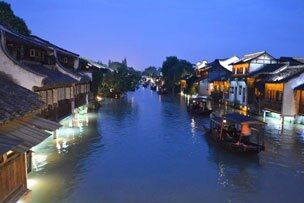 5-Day Hangzhou and Wuzhen Tour from Shanghai