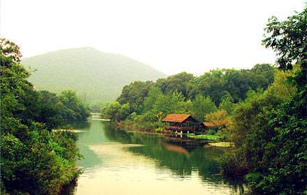 Hangzhou Xixi Wetland Park