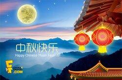 Mid-autumn Festival Lantern Card