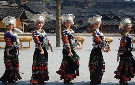 Sisters Meal Festival in Guizhou