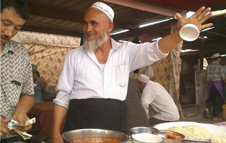 Kashgar Bazzar
