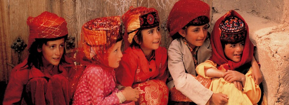 Girls on the Silk Road