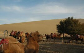 Beijing to Urumqi Silk Road Adventure by Shangri-la Express