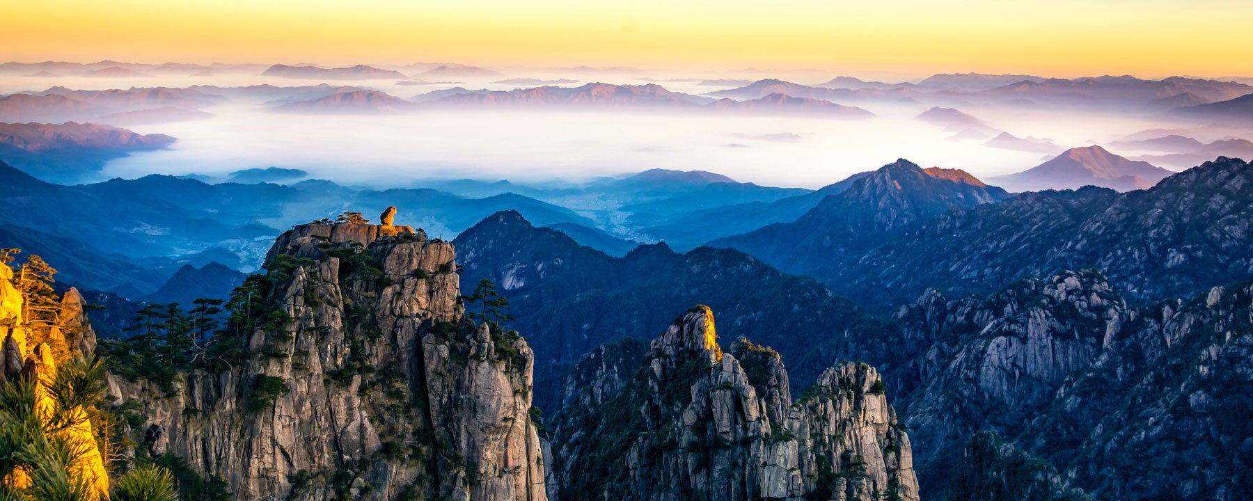 China's Famous Mountains