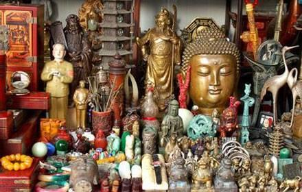 Songxian Qiao Antiques Market