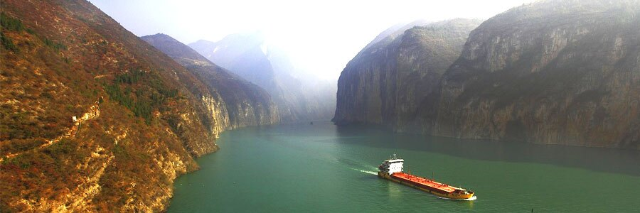 Qutang Gorge (瞿塘峡)