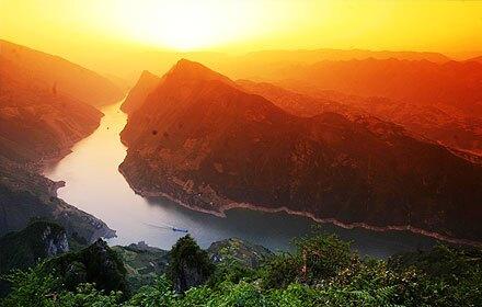 Wu Gorge (巫峡)
