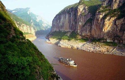 Xiling Gorge (西陵峡)