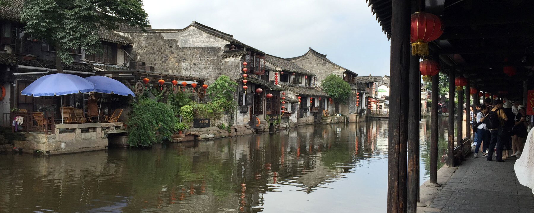 Xitang Watertown Tours