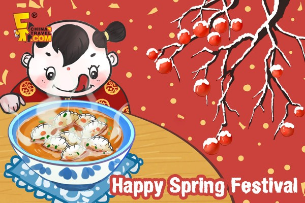 2021 Chinese New Year Greetings, Traditional Wishes