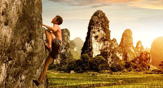 2013 Yangshuo Rock Climbing Festival