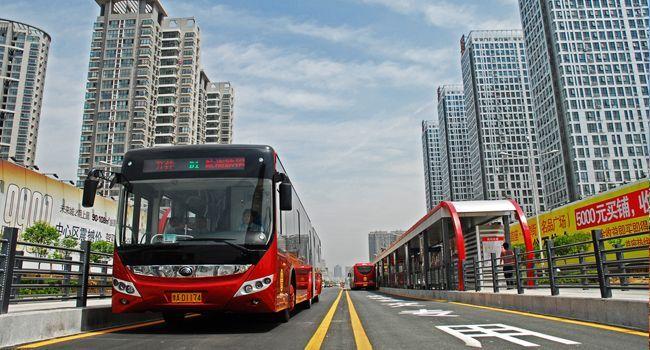 Hangzhou Public Buses