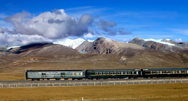 Silk Road Travel by Train