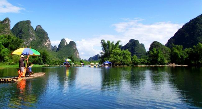 Yulong River (Meeting Dragon River)