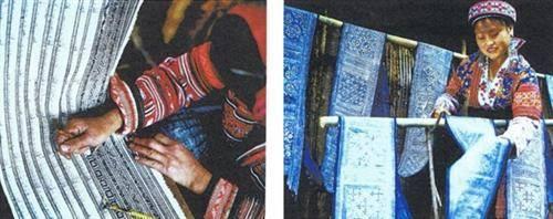 Chinese Wax printing